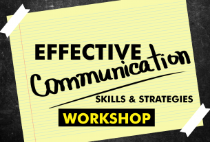 Effective Communition Skills & Strategies Workshop