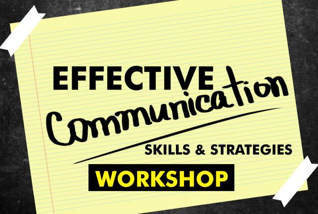 Effective Communition Skills & Strategies Workshop