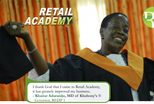 Retail Entrepreneurship Development Program – REDP