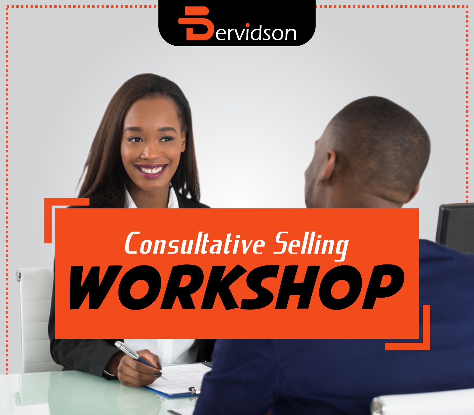 Consultative Selling Skills Workshop