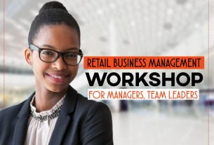 Retail Business Management Workshop for Area & Regional Managers