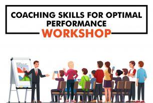 Coaching Skills for Optimal Performance Workshop
