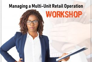 Managing a Multi-Unit Retail Operation Workshop