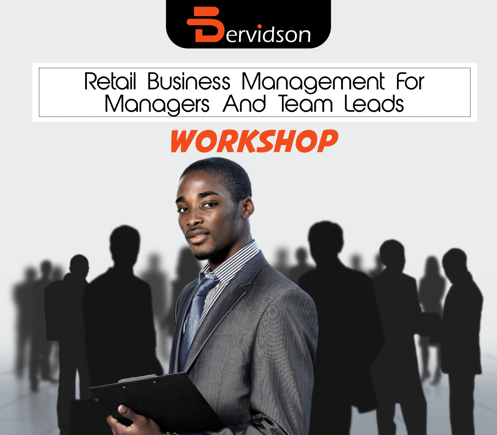 Retail Business Management Workshop for Managers & Team Leads