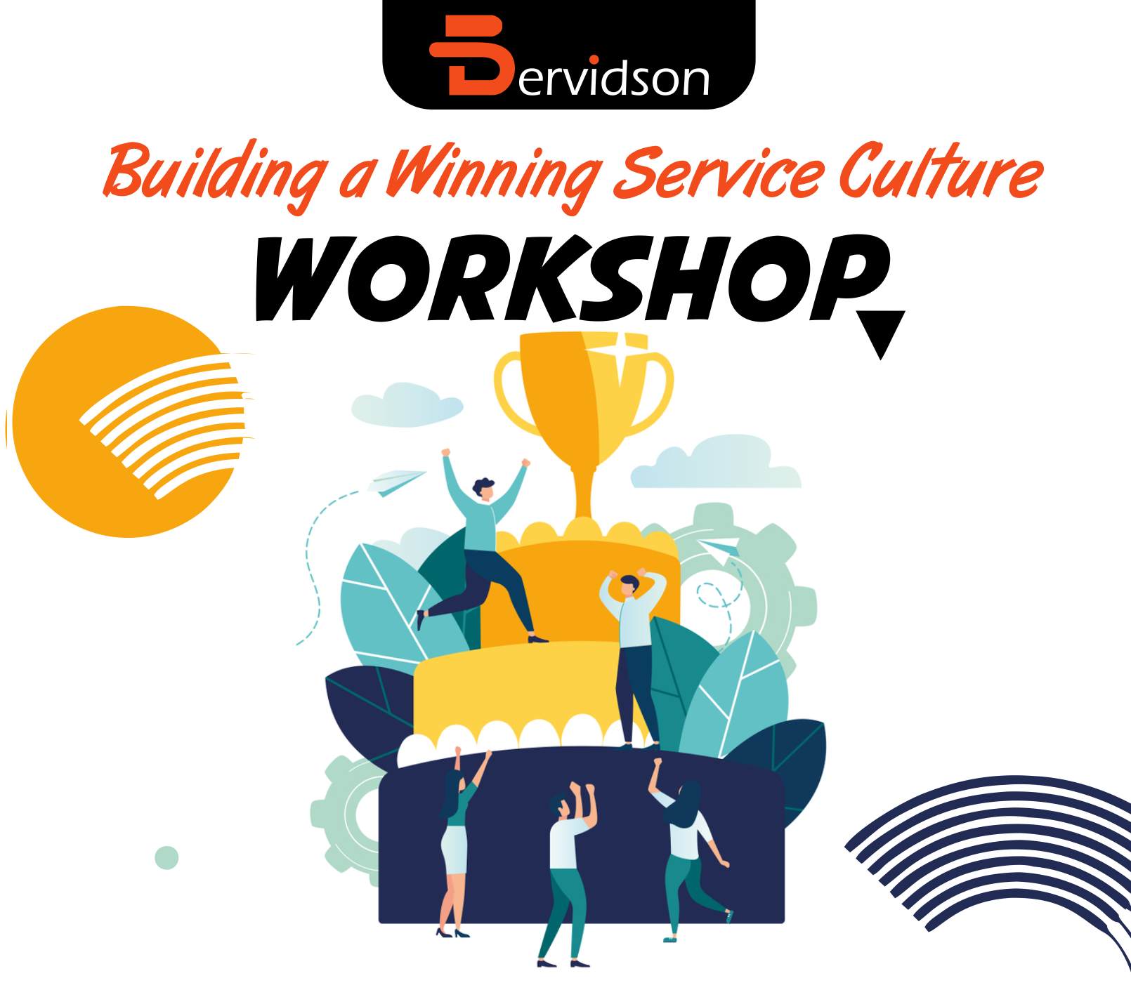 Building a Winning Service Culture Workshop