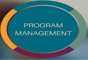 Program Management Workshopfor Local Government Officers