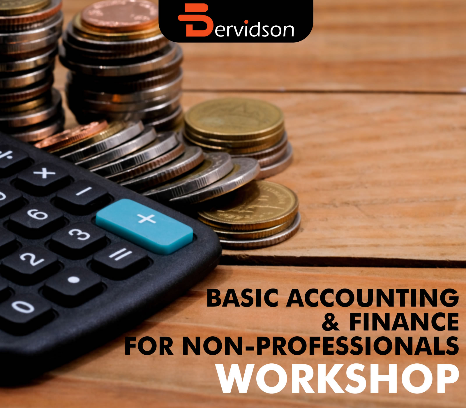 Basic Accounting & Finance for Non-Professionals Workshop