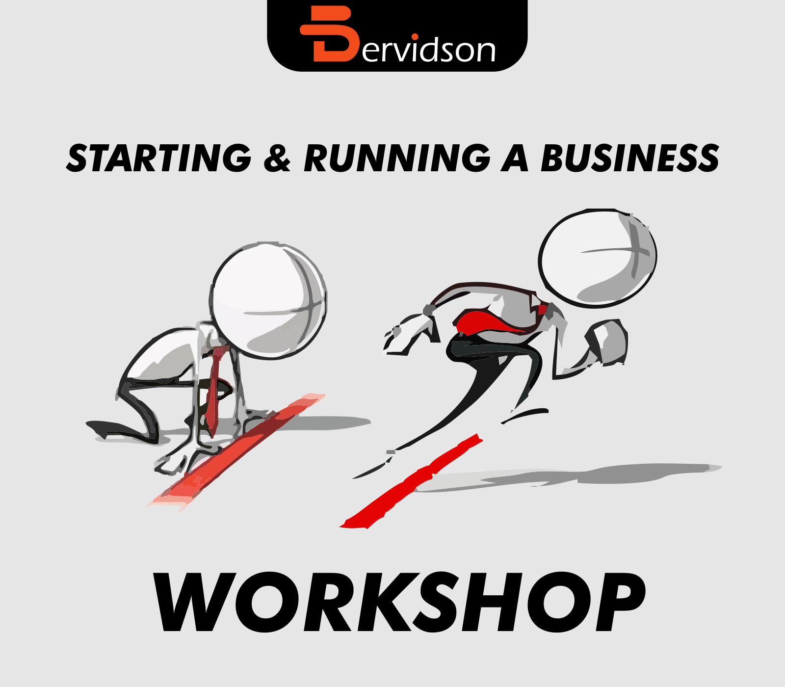 Starting & Running A Business Workshop