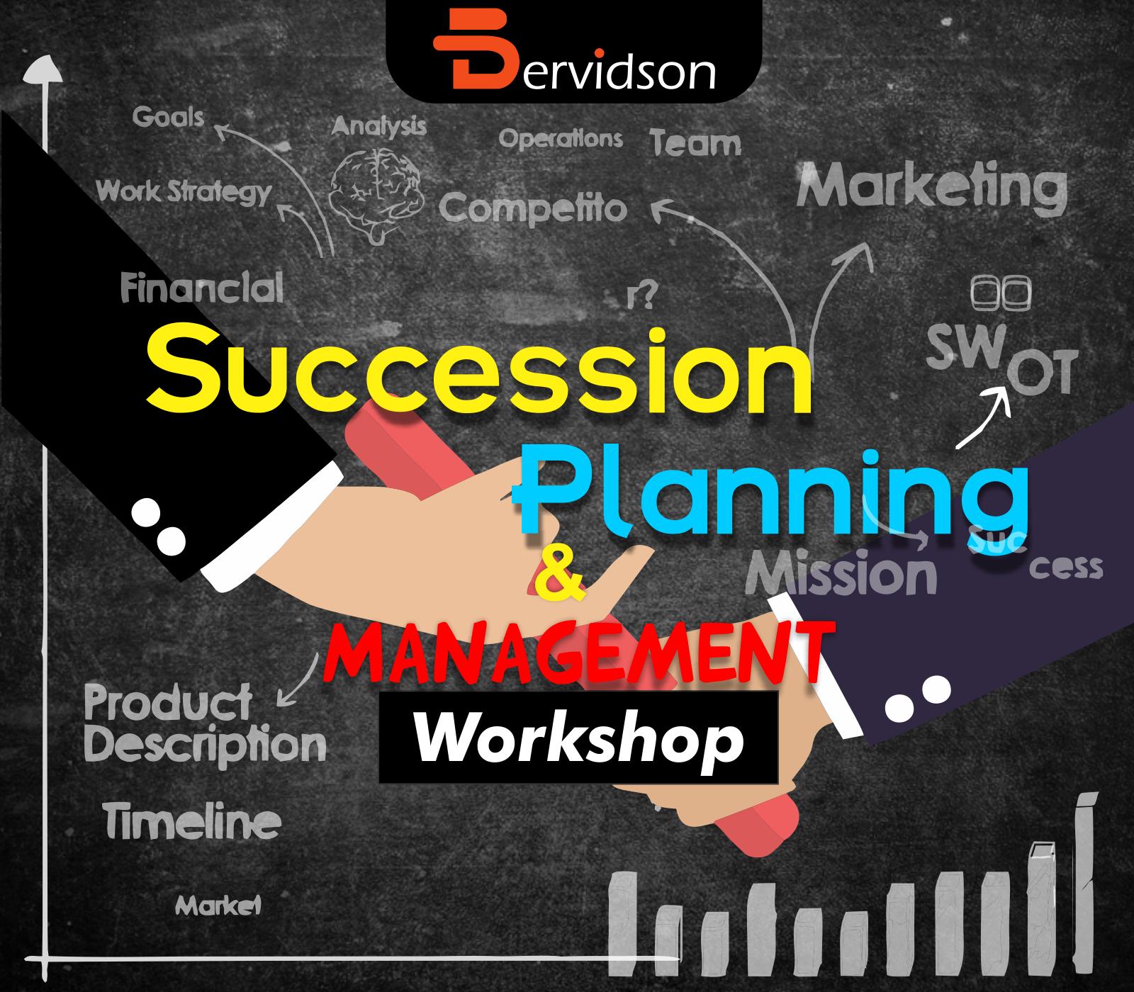 Succession Planning & Management Workshop