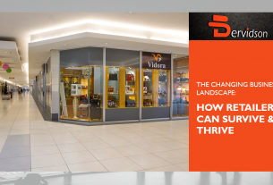The Changing Business Landscape - How Retailers Can Survive & Thrive