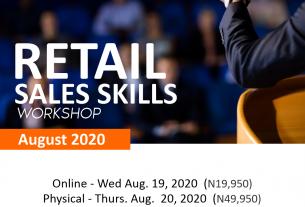 Retail Sales Skills Workshop