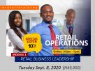 Retail Operation Management: Module 1 - Retail Business Leadership