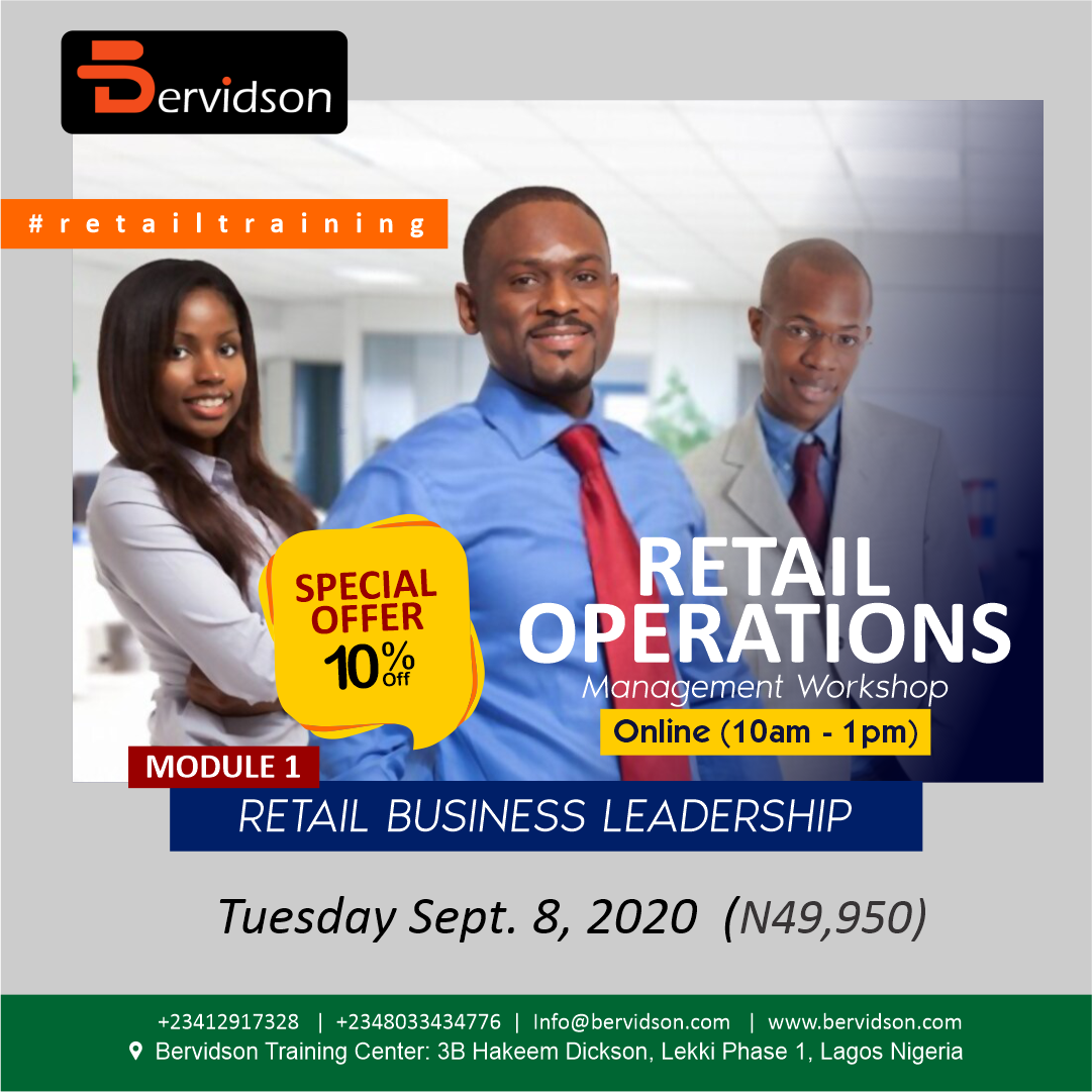 Retail Operation Management: Module 1 - Retail Business Leadership