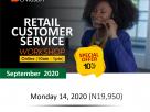 Retail Customer Service Skills Workshop