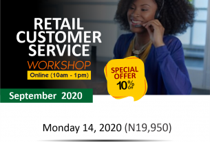 Retail Customer Service Skills Workshop
