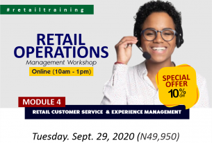 Retail Operation Management: Module 1 - Retail Customer Service & Experience Management