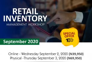 retail Inventory Management workshop