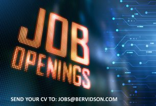 Job Openings - Web Developers