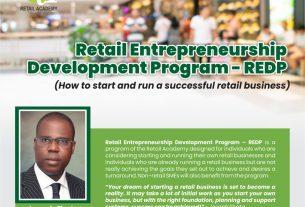 Retail Entrepreneurship Development Program