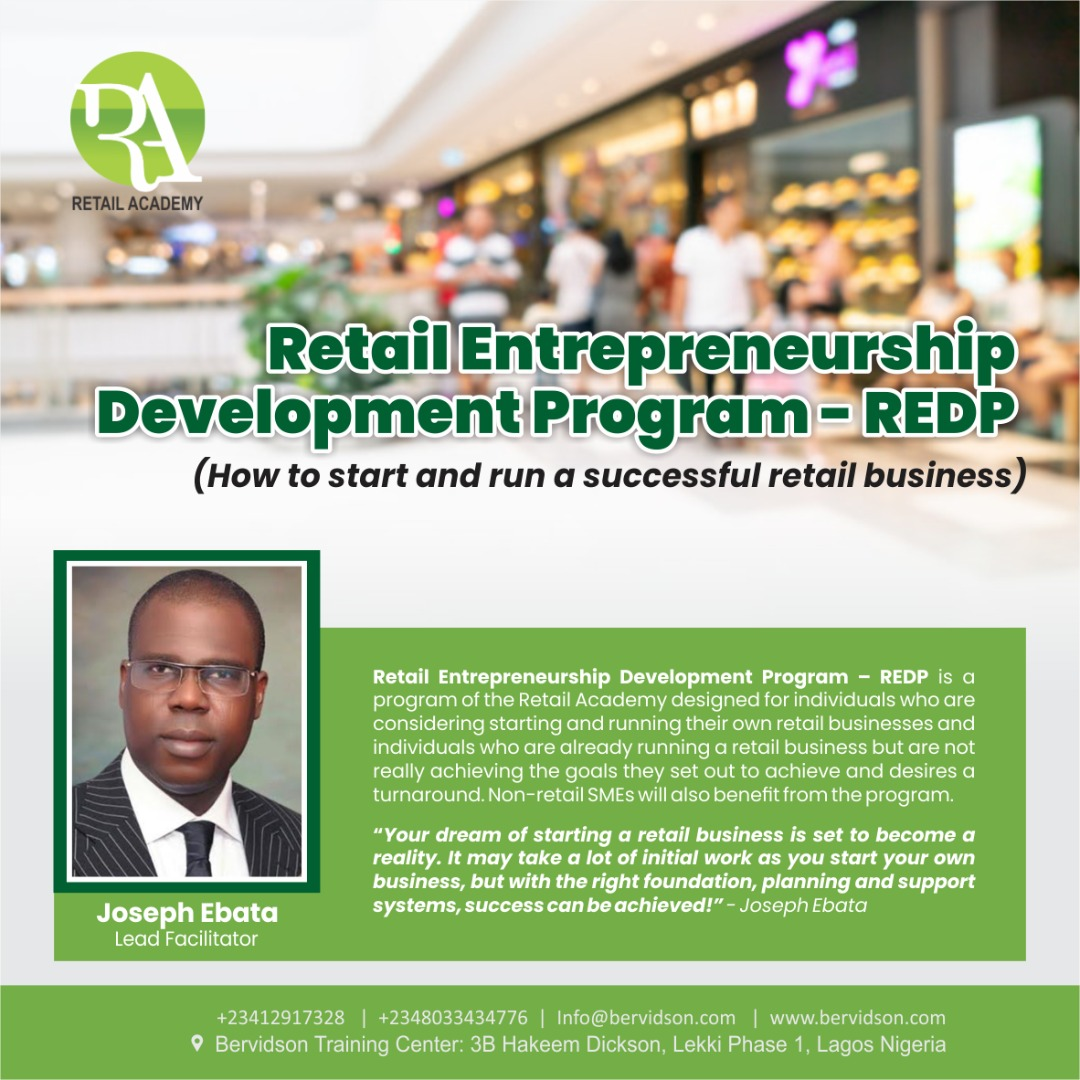 Retail Entrepreneurship Development Program