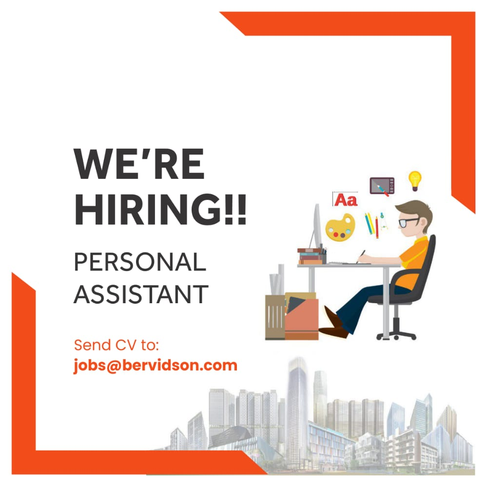 Exciting Job Opportunity - Personal Assistant to the CEO