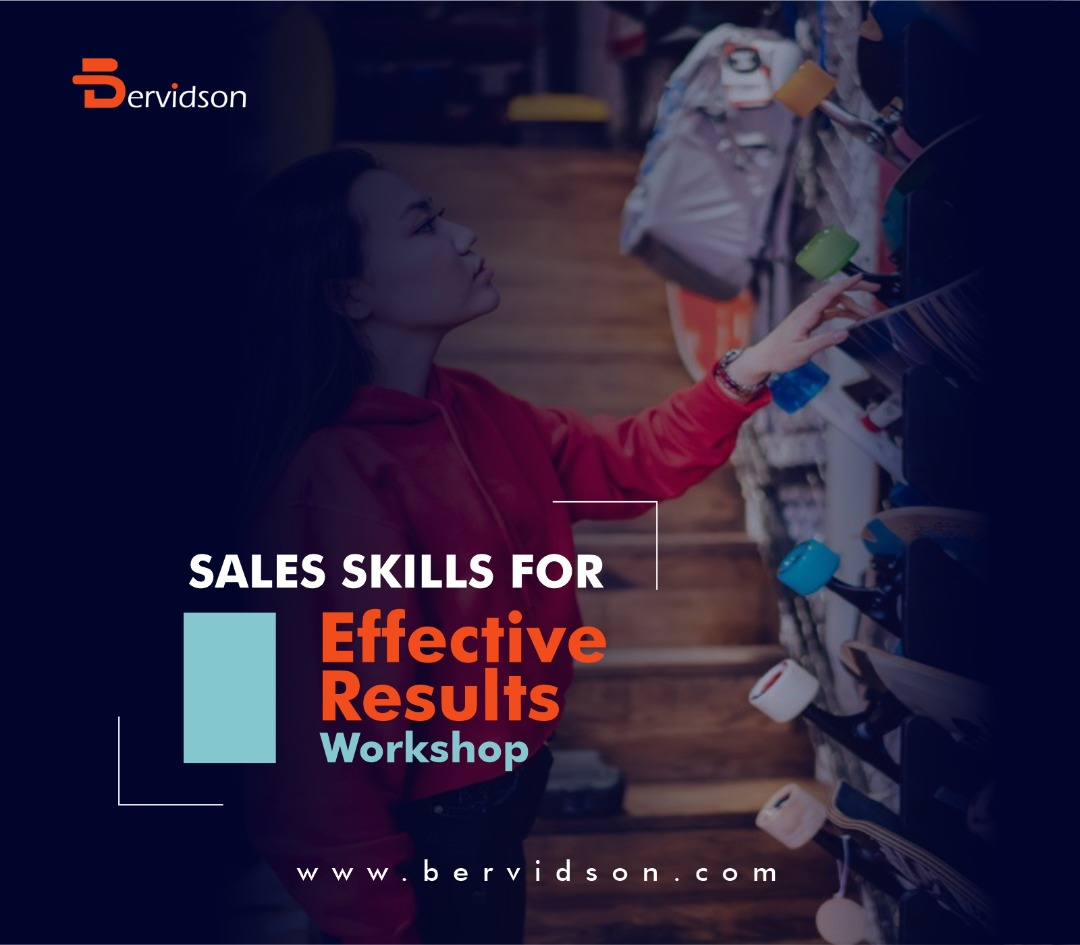 Sales Skills for Effective Results Workshop